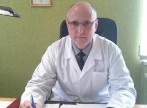 За взятку в 400 тысяч рублей задержан главный врач патологоанатомического бюро Волгоградской области Вадим Колченко