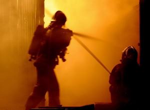 В Камышине 64-летней пенсионерке пришлось из-за пожара «выбрасываться» с балкона