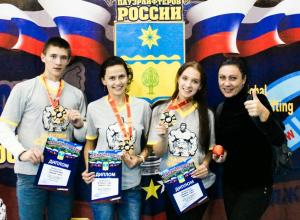 «Буду биться за мастера спорта международного класса», - камышанка-пауэрлифтер Дарья Шевлякова