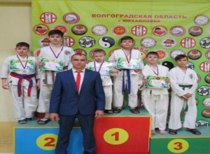 Спортсмены из Камышина приняли участие в первенстве по WKF каратэ