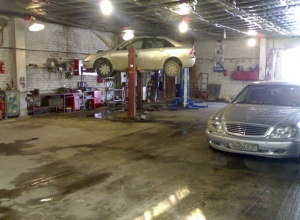 Технический центр авто «Дарья»:  с вашими автомобилями работают только профессионалы