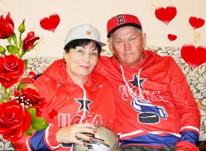 «Блокнот Камышина» поздравляет с победой в конкурсе портала «Счастливы вместе!» камышан Наталию и Василия Кравченко