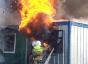 В Камышине нарушение правил ПБ при проведении сварочных работ привело к пожару