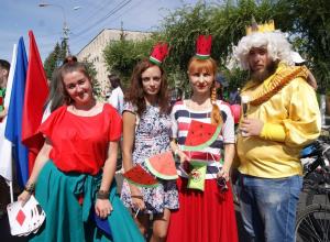 В Камышине формируется отряд волонтеров для Арбузного фестиваля