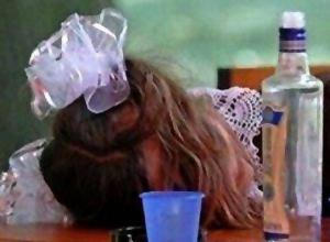 В Камышине 17-летние школьницы распивали алкоголь, а 11-летняя бродила ночью по заброшенному больничному комплексу