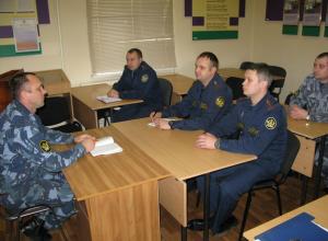 Сотрудники воспитательной колонии Камышина обменялись опытом с коллегами из Ставропольского края