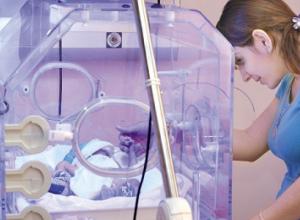 Новорожденные  из Волжского перинатального центра  будут переведены в Камышинскую детскую больницу