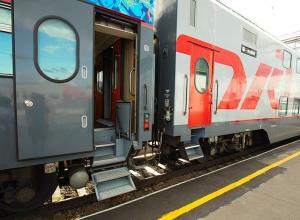 10 пассажирских поездов, которыми ездят и камышане, простояли четыре часа под Абганерово