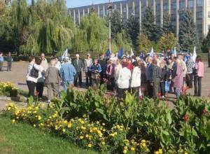 Завтра, 28 июля, в 10 часов на площади Павших борцов в Камышине начнется митинг против увеличения пенсионного возраста