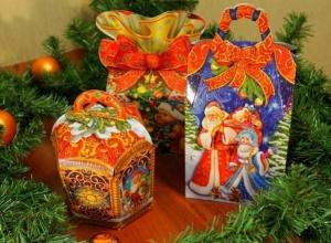 Выбирая сладкие новогодние подарки, будьте внимательны