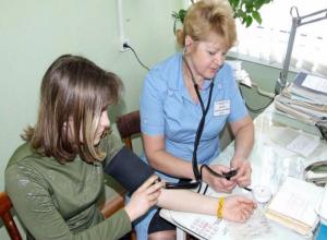В единый день диспансеризации жителей Камышина принимать будут в двух поликлиниках