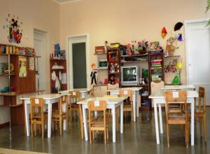 Детские сады Камышина начали набор детей, которым исполнилось 1,5 года