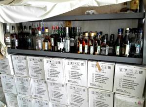 Житель Камышинского района погорел на сбыте «левого» алкоголя
