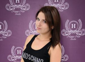 Регнер Ангелина участница конкурса «Мисс блокнот Камышин - 2017» в квесте