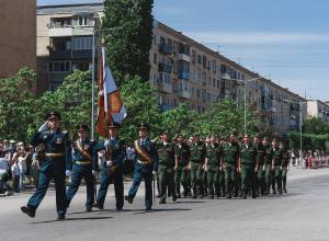 В Камышине отметили 102-ю годовщину Алексея Маресьева, причина передвижки торжества осталась загадкой