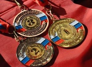 Спортсмены Камышина в числе победителей и призеров в Открытом Первенстве по легкой атлетике