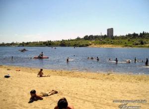 С чего вдруг глубокой осенью чиновники Камышина решили вкладывать деньги в пляжи?