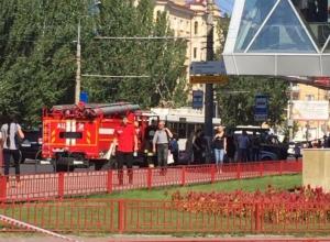 В Волгограде эвакуировали более одиннадцати крупных объектов из-за угрозы взрыва
