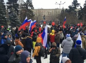 В Волгограде родителям «политизированных» подростков выписали штрафы до 500 рублей