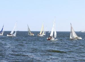Камышин станет очередным этапом ежегодной регаты крейсерских яхт