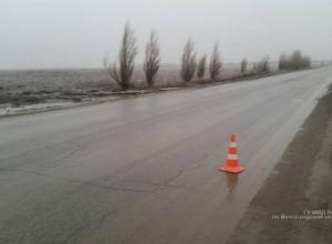 Под Камышином в ДТП пострадал 51-летний водитель