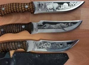 Кто придумал, что ножи не дарят? Нож ручной работы – великолепный подарок!