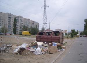 Власти Камышина мечтают начать штрафовать горожан за незаключение «мусорных» договоров