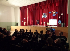 Для воспитанников ВК Камышина прошли культурно-массовые мероприятия