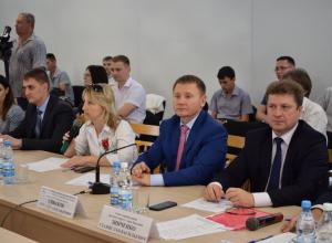 Заместитель Губернатора Волгоградской области  в Камышине