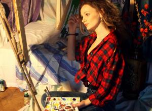 Художник Мария Тарасенко: «Подарите своим близким или себе то, что не подарит никто другой!»