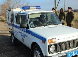 Под Камышином проходит поисковая операция  пропавшего год назад студента Антона Рыбальченко