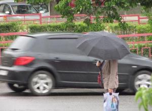Сильные дожди и грозы ожидаются в большинстве районов Волгоградской области