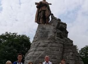 Камышинская делегация, которой руководил глава города Владимир Пономарев, в Германии «добралась» до бундестага