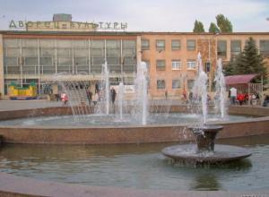 Не «осушат» ли власти Камышина фонтаны перед Днем ВДВ?