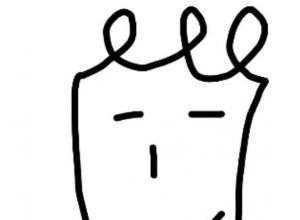 Камышанка ведет «расследование» в соцсетях, не является ли нарисованная краской на домах рожа черной меткой для жителей