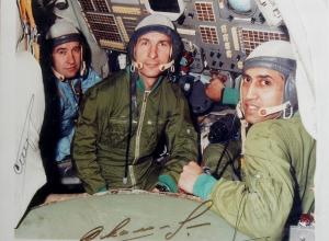 Не пора ли Камышину назвать новую улицу в честь своего Почетного гражданина - космонавта?