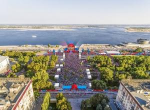 В Волгограде состоится торжественная церемония открытия Фестиваля болельщиков FIFA
