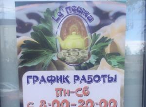 Неравнодушные камышане подняли тему антисанитарии в одной из популярных чебуречно-пирожковых Камышина