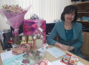 Весь дружный 3 В класс, выражает благодарность и поздравляет Галицкую Елену Николаевну с Днем рождения!