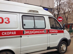 Жена за рулем отправила в больницу мужа и сына под Камышином