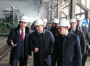 Андрей Бочаров о кузнечно-литейном производстве Камышина: «Предприятие находилось в сложной ситуации, совместными усилиями нам удалось продвинуться»