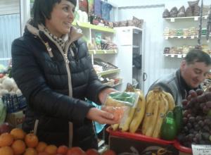 На камышинских рынках появился похмельный мини-апельсин