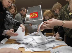 Стало известно, как распределились голоса избирателей между партиями в Камышине
