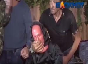 Убийца 5-летней Сони из Калача показал, как задушил девочку: видео