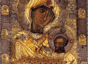 Икона Иверской Божьей матери перед путешествием в Израиль сделает остановку в Камышине