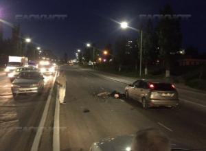 ГУ МВД по Волгоградской области прокомментировало инцидент со сбитым велосипедистом в Камышине