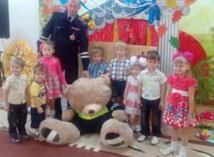 Сотрудники отдела ГИБДД МО МВД РФ «Камышинский» посетили детский дом