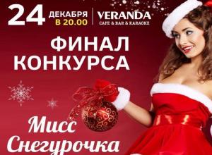 «Блокнот Камышин» приглашает вас на финал конкурса «Мисс Снегурочка 2018»