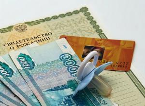 Мамочки Камышина обращаться за ежемесячным пособием будут по-новому