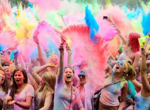 Организаторы всероссийского праздника красок выбрали в том числе Камышин для веселого шоу 19 мая